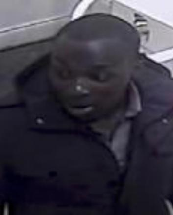 Detectives are appealing for help to identify a male who stole a £5,000 diamond necklace from a jewellery shop in Wimbledon.