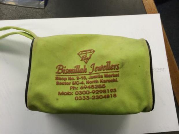 Recovered goods: if you recognise this bag contact police on 02086493166