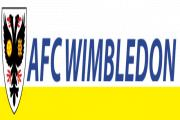 Fans from AFC Wimbledon were involved in a dispute on the way home.