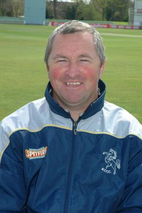 Natural: England cricket's new assistant coach Paul Farbrace