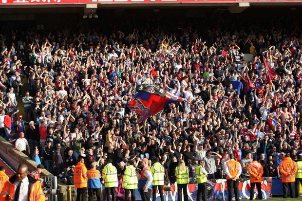 For the first time, Crystal Palace fans can look forward to a second season in the Premier League