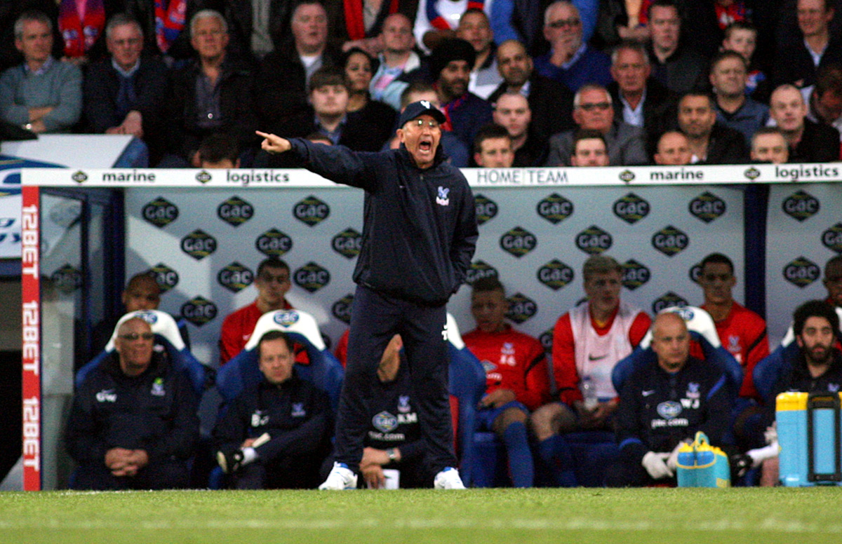 Wimbledon Guardian: Tony Pulis issues instructions