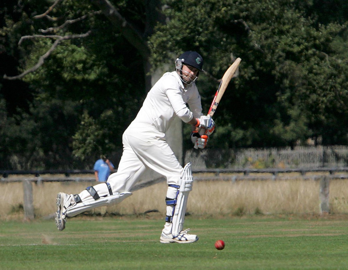 Aim: Teddington skipper James Keightley is looking to reclaim the crown of top dog in the