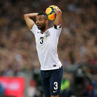 Ashley Cole, pictured, was left out of Roy Hodgson's World Cup squad