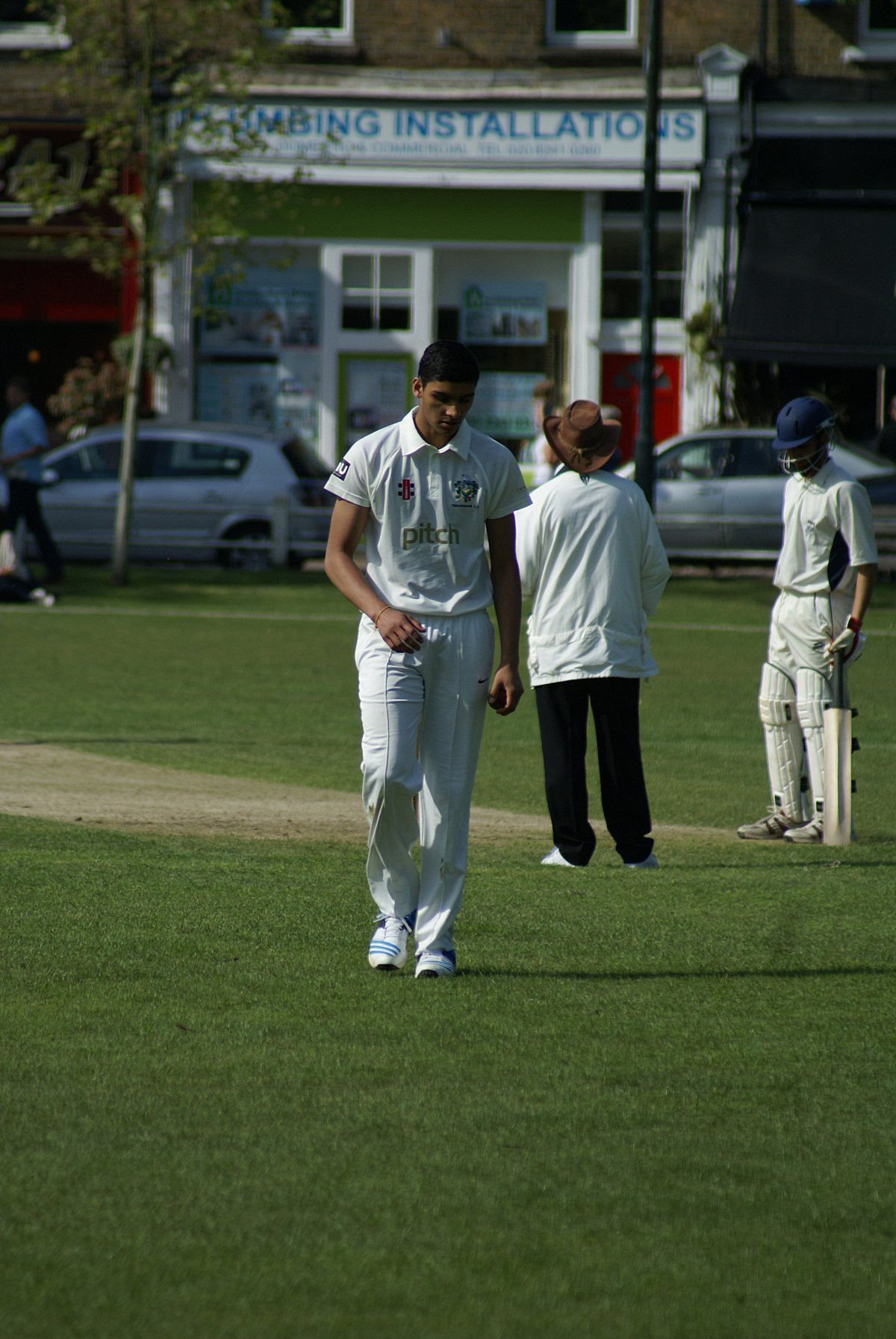 Rising star: Seamer Arunjit Sandhu, 17, is expected to line-up f