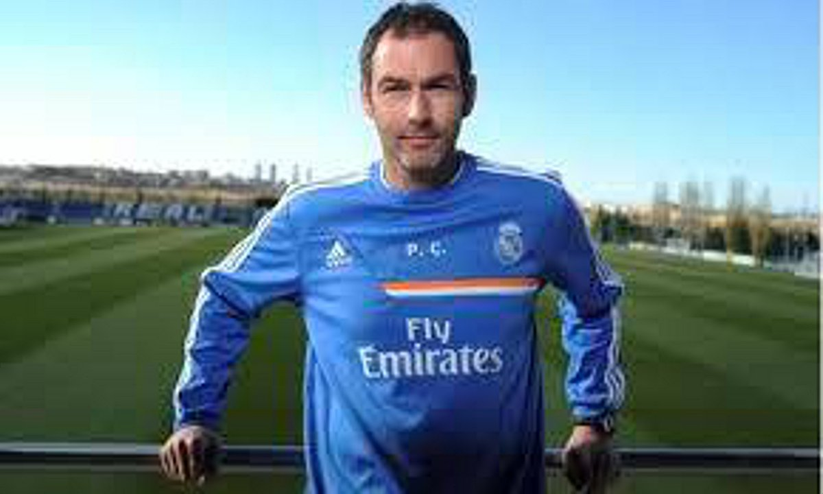 On the big stage: Former Banstead Athletic man Paul Clement will be in the
