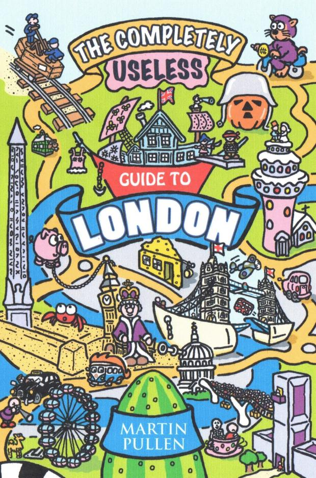 Wimbledon Guardian: The Completely Useless Guide to London, by Martin Pullen