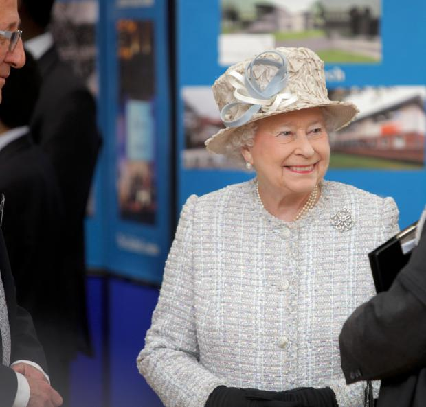 Her Majesty's chosen volunteer groups were announced by the Cabinet today