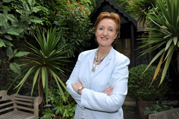 UKIP communities spokeswoman Suzanne Evans