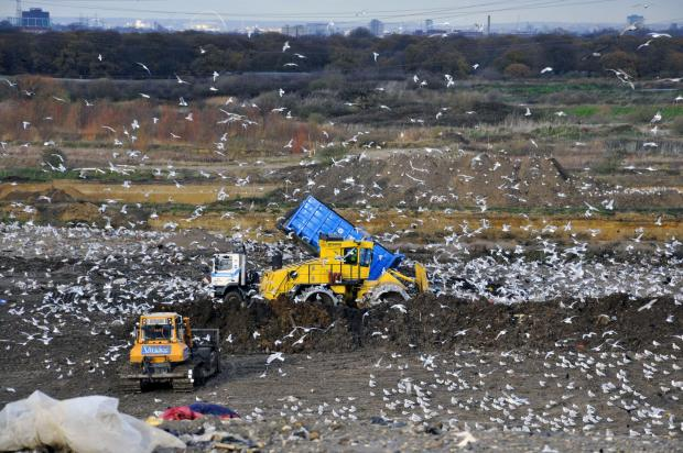 Wimbledon Guardian: Waste of money: Recycling is cheaper for local authorities than landfill
