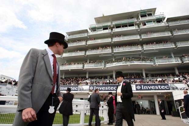 The Derby is the world's most famous flat-race