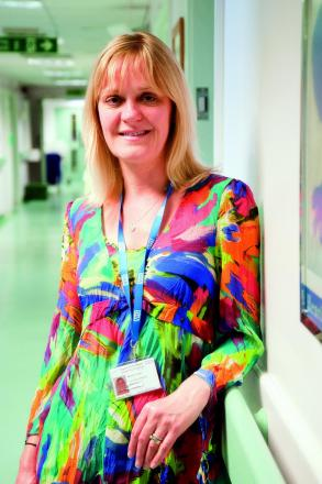 Marion Louki is the new consultant midwife at Epsom and