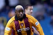 Premier days: Jamie Lawrence in his Bradford City days
