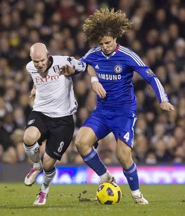Sideshow: We all need some light refreshment from the pressures of the Premier League, that's why it's shame David Luiz has gone to France
