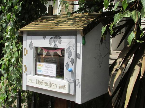 Mitcham's first free little library could be installed in August if £200 is raised