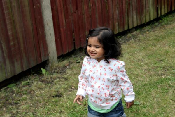 Tiya Chauhan, who died at Dicky Birds Nursery in Wimble