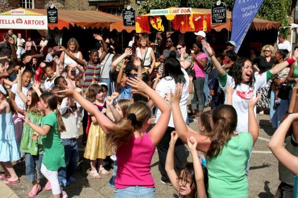 Arts, crafts, drama, singing and cake-making will all be on offer at this year's KidsFest.