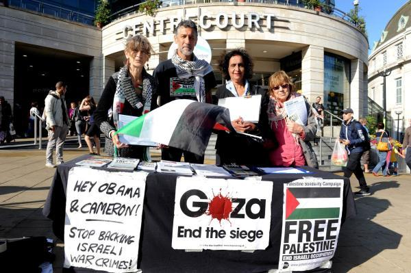 Solidarity with Palestine: Mary Beaman, David Carrier, Anna Fernandes and Daphne Hussain
