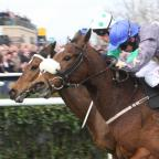 Wimbledon Guardian: Gaz 12-08-14E  Brae Hill (No.15 ) pictured winning the 2012  William Hill Lincoln, has now ended his racing career. (Alec Russell photograph   Doncaster  31/3/2012) (9194564)