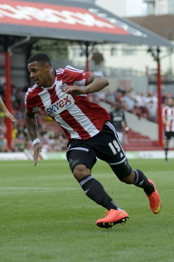 Brentford: Warburton thrilled with organised Bees performance
