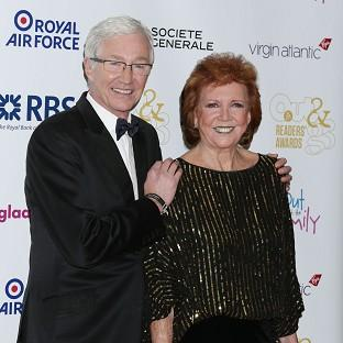 Paul O'Grady and Cilla Black are old pals