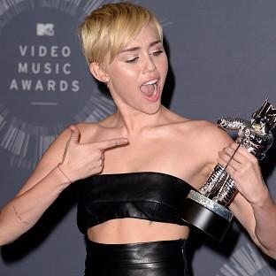 Miley Cyrus is hanging up her twerking crown