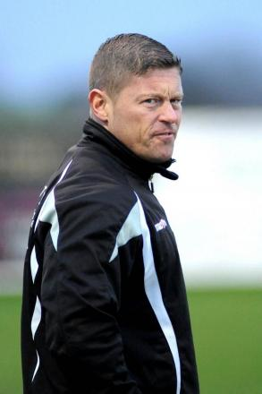 Not happy: Casuals boss Mark Hams