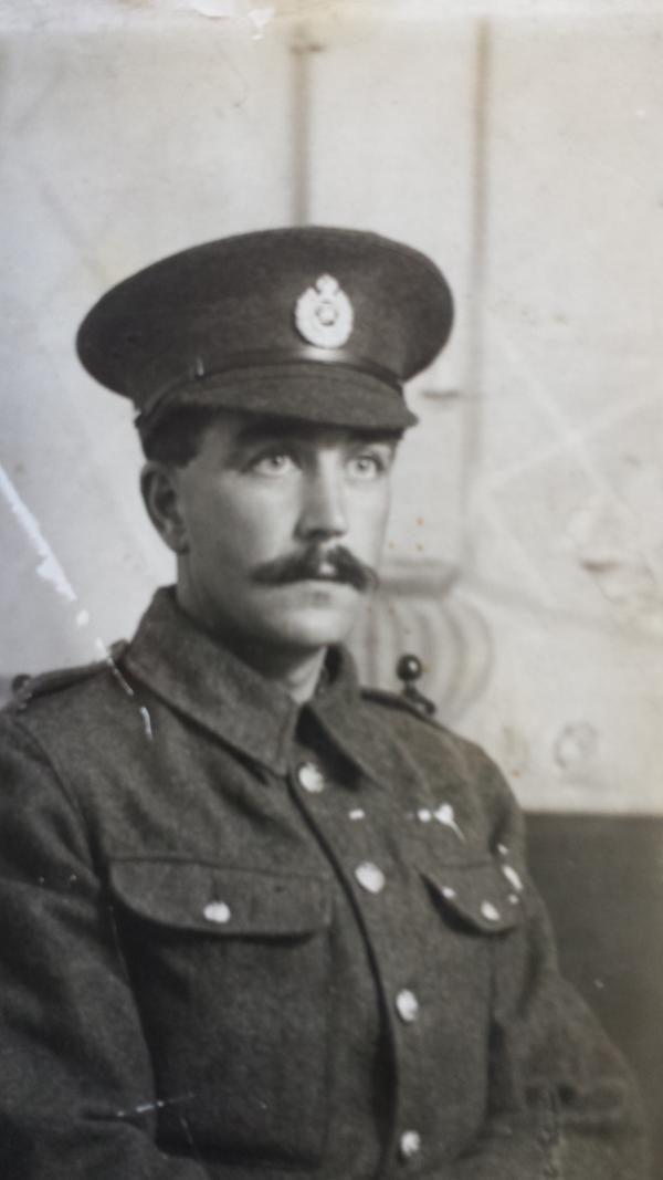Sapper William Williams, Ist Reserve Battalion, Royal Engineers
