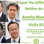 Wimbledon Guardian: Deputy Leader of the Green Party at Kingston University