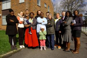 NHS and school worker evictions halted by Deputy Mayor of London after campaign by Merton Council
