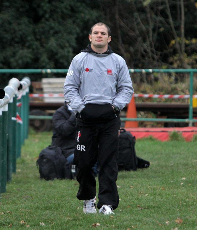 With a little bit: London Welsh assistant coach Gordon Ross says the exiles need some luck on their side