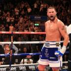 Wimbledon Guardian: Tony Bellew, pictured, beat Nathan Cleverly