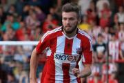Ready for anything: Brentford midfielder Stuart Dallas
