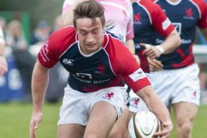 London Scottish quartet are back in action for Christmas Worcester test