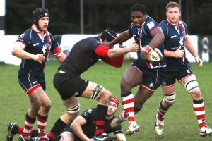 Rosslyn Park drop to third after defeat at Blackheath