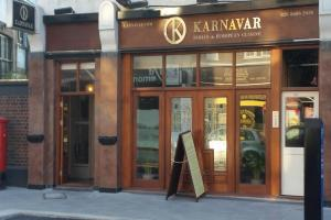 KARNAVAR: New kid on the restaurant quarter block is a star attraction