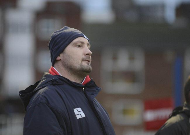 Moving on: Rosslyn Park head coach Alex Codling will leave the Rock at the end of the season