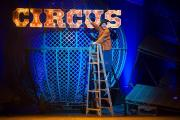 """It's a unique show"": Tweedy the physical comedian on Cirque Berserk"