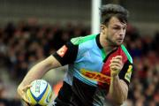 Next generation: Quins youngster Jack Clifford