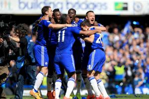 Chelsea are Premier League champions after beating Crystal Palace
