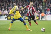 Flying form: Brentford loan star Alex Pritchard is destined for greatness says boss mark Warburton