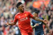 No thanks: Crystal Palace have no interest in Liverpool's Raheem Sterling