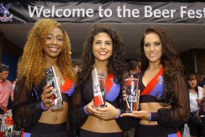 Celebrate FA Cup final day at Crystal Palace FC's beer festival