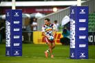 Speedster: Jordan Burns has appeared for Harlequins more in the shortened format of the game