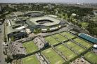 Wimbledon: Spirits are high under the summer sunshine