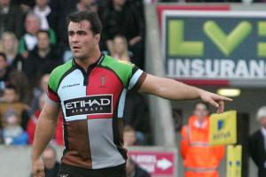 Rugby Union: Quins hooker Ward believes in power of rugby