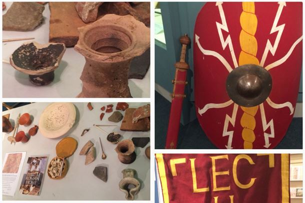 Richmond Museum: Unearthing some facts about the past