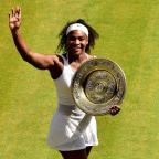 Wimbledon Guardian: Wimbledon was Serena Williams' third grand slam success of the year