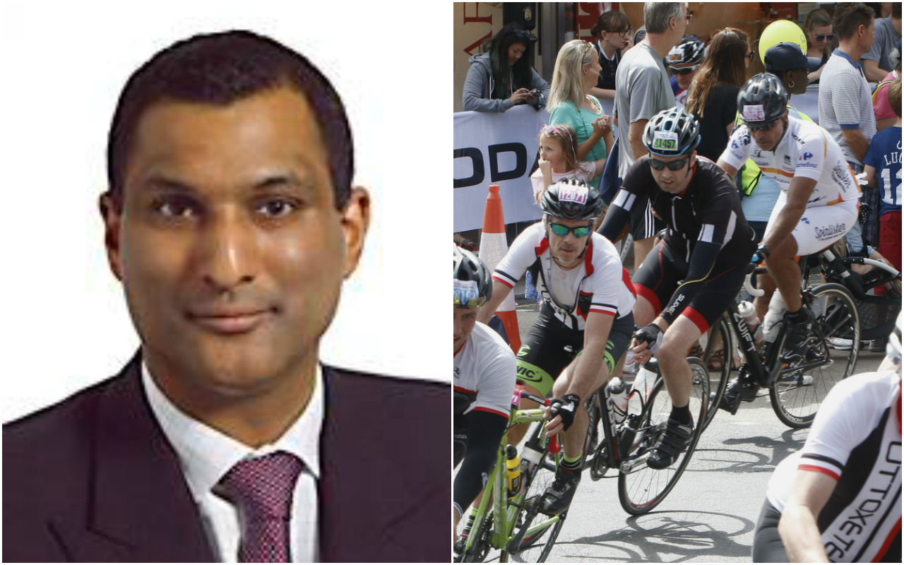 Syed Kamall MEP said London needs more segregated cycle lanes