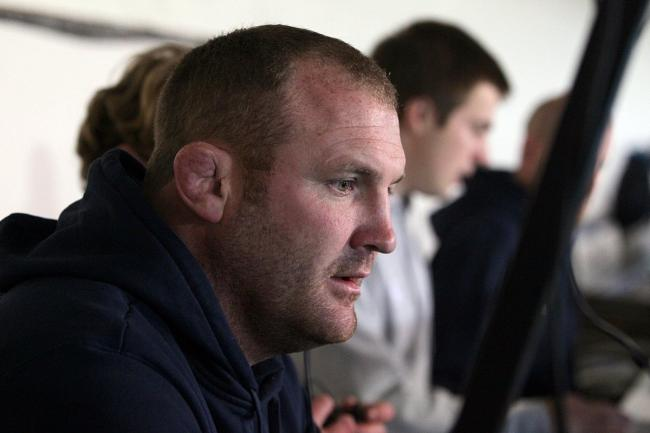 Delighted: Former England and Wasps prop Tim Payne
